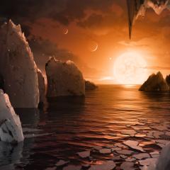 7 exoplanètes découvertes annonce la Nasa