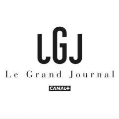 Le Grand Journal sur Canal Plus