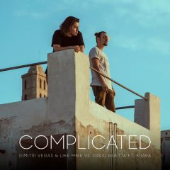 Dimitri Vegas & Like Mike collaborent avec David Guetta et Kiiara pour « Complicated » !