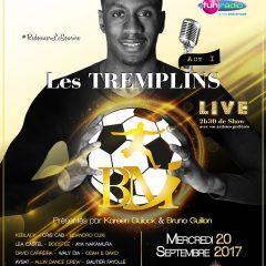 L'association de Blaise Matuidi présente «Les Tremplins Live Act 1» avec Cris Cab, Keblack, Lisandro Cuxi, Waly Dia