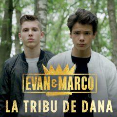 Evan & Marco dévoilent le clip de leur reprise «La Tribu De Dana» !
