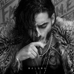 Maluma : F.A.M.E., son nouvel album disponible maintenant !