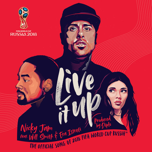 « Live It Up » : Le CLIP de la musique officielle de la Coupe du Monde de la FIFA !