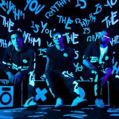 Le nouveau trio électro Royale dévoile «The Rhythm Is You»