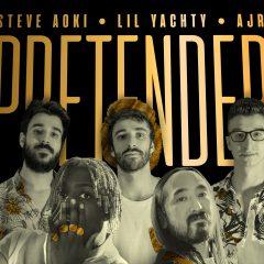 «Pretender» le nouveau single signé Steve Aoki feat. Lil Yachty & AJR !