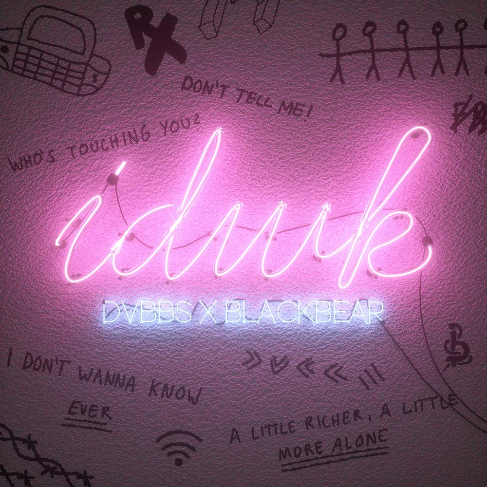 «IDWK», le nouveau clip de DVBBS et Blackbear !