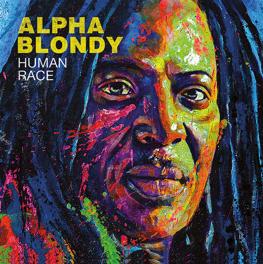 Alpha Blondy nous offre une reprise de « Whole Lotta Love » dans son nouvel album « Human Race » !