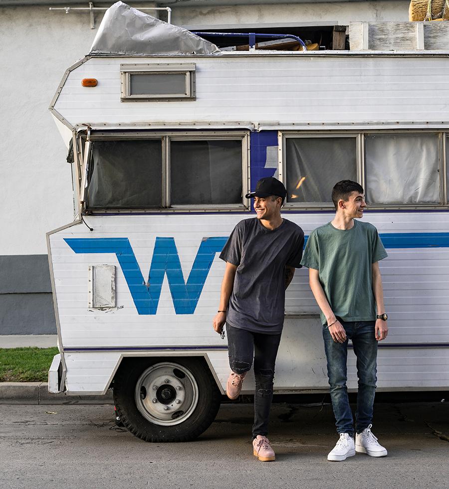 TRINIX : leur nouveau single «Arizona»