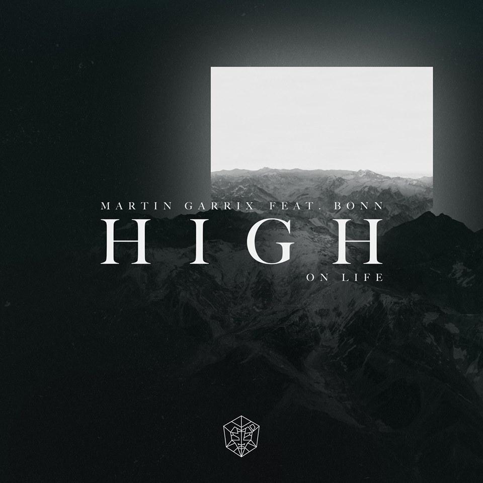 Le nouveau track club « High on Life » de Martin Garrix feat. Bonn est disponible !