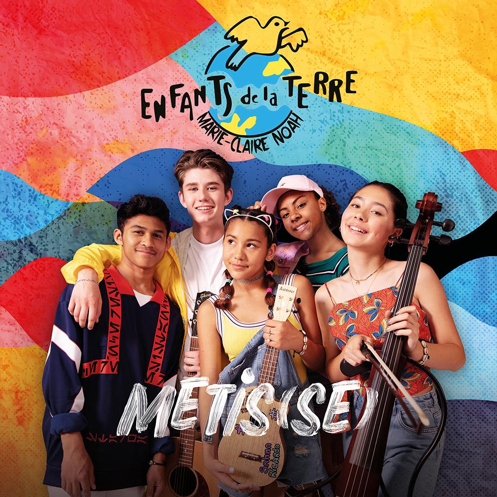 « Métis(se) » le 1er single des Enfants de la Terre est disponible !