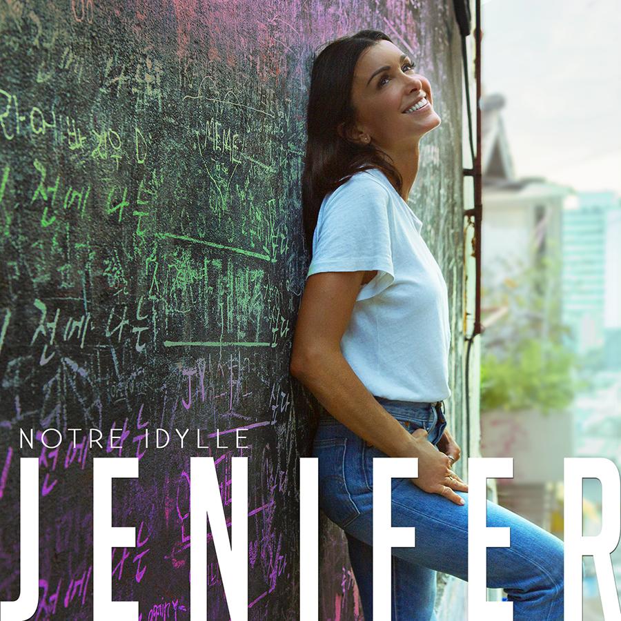"""Photo Page: """"Notre Idylle"""" Le Clip Du Nouveau Single De Jenifer Est à"""