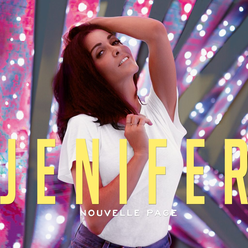 «Nouvelle Page» de Jenifer est en pré-commande !