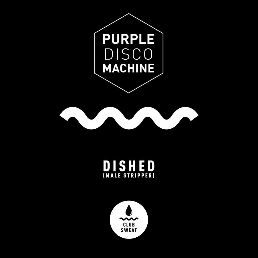 Purple Disco Machine dévoile le clip de «Dished (Male Stripper)»