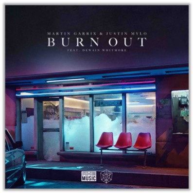 Découvrez «Burn Out» le nouveau single de Martin Garrix !