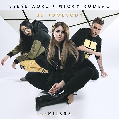 «Be Somebody» le nouveau single de Steve Aoki est disponible !