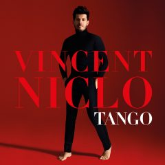 Vincent Niclo sort son nouvel album « Tango » !