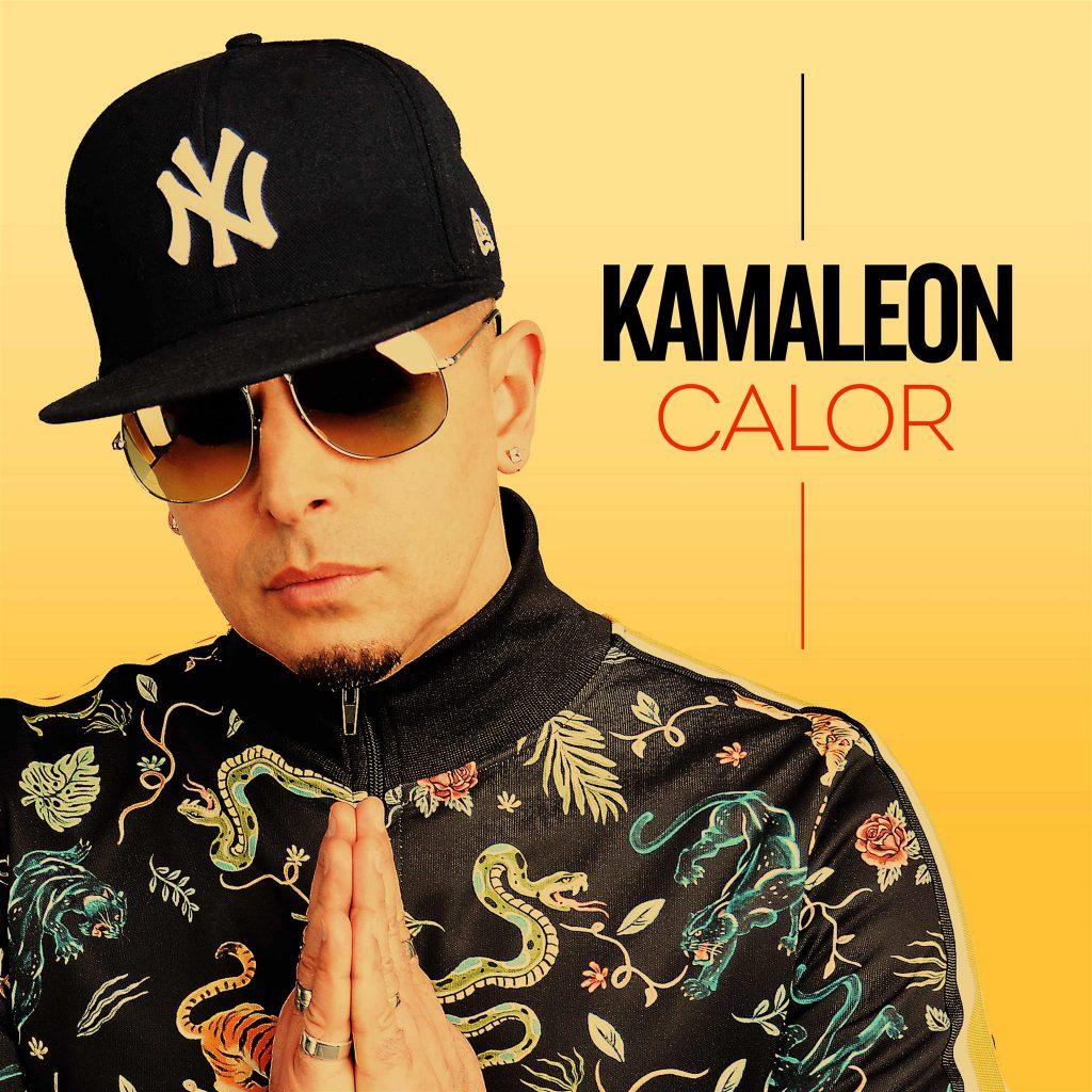Kamaleon dévoile son clip plein de «Calor» !