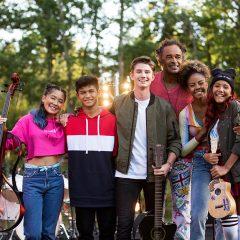 Les Enfants de la Terre : leur nouveau clip «Les Lionnes» avec Yannick Noah !