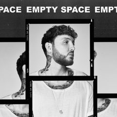 James Arthur dévoile un nouveau single tout en introspection : « Empty Space »