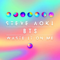 Steve Aoki collabore avec le phénomène K-pop BTS : « Waste It On Me »