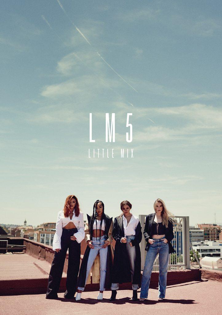 Little Mix renforce son discours féministe sur «LM5»