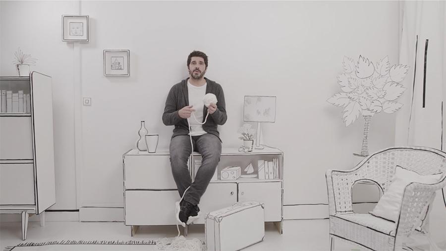 Patrick Fiori : le clip touchant de «Les gens qu'on aime»