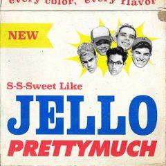 PRETTYMUCH : leur nouveau clip «Jello»