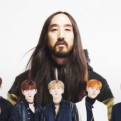 « Play It Cool » : le nouveau single de Steve Aoki avec Monsta X