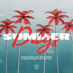 Le nouveau hit de l'été est disponible, «Summer Days» par Martin Garrix !