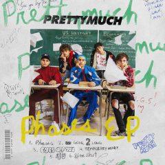 Prettymuch nous présente son nouvel EP «Phases»