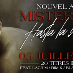 Mister You feat. Lacrim : nouveau single « Carnal »
