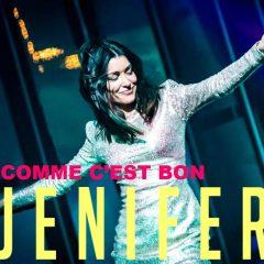 Jenifer retrouve son public avec le clip «Comme c'est bon»