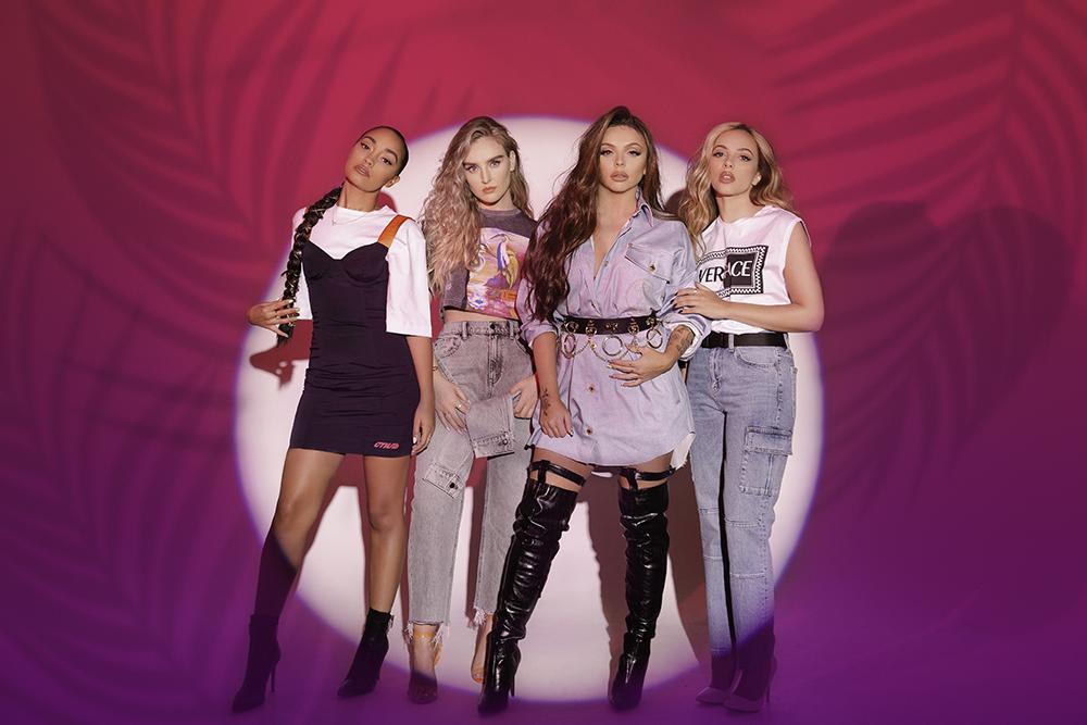 Little Mix revient avec un nouveau single : «Bounce Back»