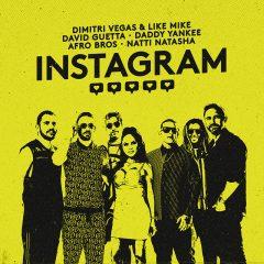 «Instagram» : le nouveau titre de Dimitri Vegas & Like Mike avec David Guetta et Daddy Yankee !
