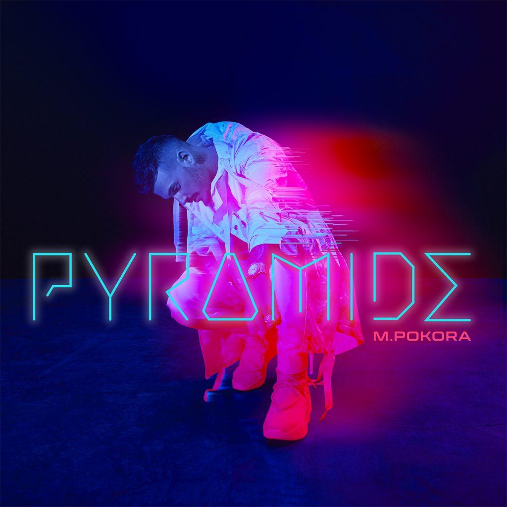 L'album de M. Pokora «Pyramide» certifié disque de platine !