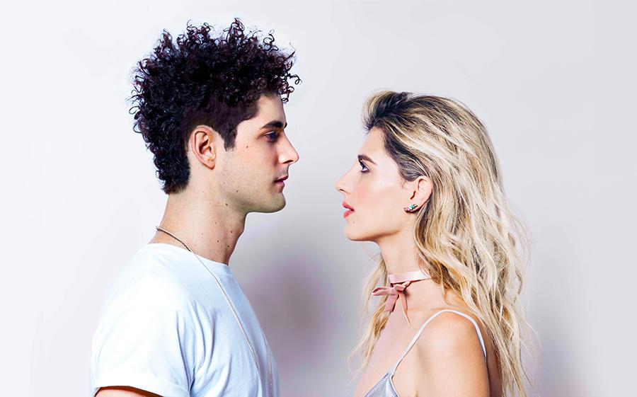 Jake and Fanny se racontent dans leur nouveau titre «Hold on to me»