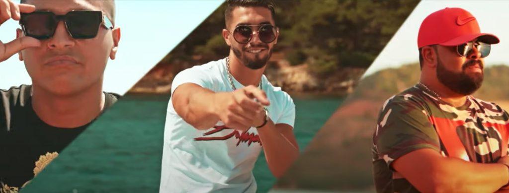 DJ Hamida : nouveau clip «Frontières» feat. Cheb Bello & Anas